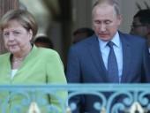 Меркель и Путин сегодня обсудят ситуацию в Украине