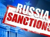 Санкции против