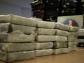 Во Франции в жилом доме обнаружили оружие и 700 кг кокаина
