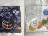 В Канаде ребенок на Хэллоуин получил конфеты с марихуаной