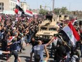 В Ираке протестующие заблокировали вход на нефтеперерабатывающий завод