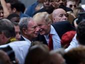 Трамп заявил, что Блумберг только навредит Байдену на выборах