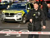 Нападение на людей в Лондоне: полиция признала произошедшее терактом