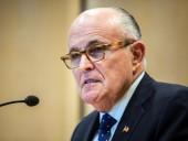 Прокуратура США расследует причастность Джулиани к возможному финансированию иностранных официальных лиц
