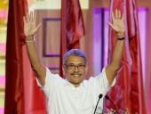 Президентом Шри-Ланки стал 70-летний военный