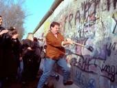 Сегодня 30-я годовщина падения Берлинской стены