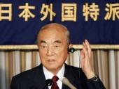 Умер бывший премьер Японии Накасонэ