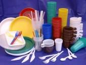 В Беларуси запретят одноразовую пластиковую посуду