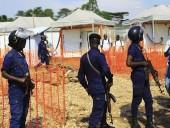 В Конго напали на центр по борьбе с лихорадкой Эбола, есть жертвы