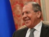 Россия не собирается отказываться от ядерного оружия - Лавров