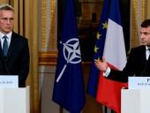 Макрон призывает НАТО к более тесному взаимодействию с Россией