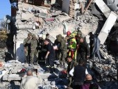 Землетрясение в Албании: погибли 50 человек
