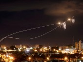 Армия Израиля сообщила о перехвате семи ракет из сектора Газа