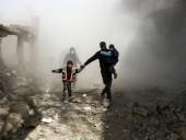 WikiLeaks утверждает, что химическая Актаком в Сирии весной 2018 - была постановкой