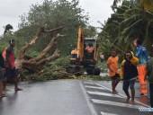 В Фиджи из-за тропического циклона погиб один человек, еще 2 тыс. эвакуировали