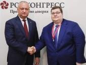 Сын российского генпрокурора купил два молдавских телеканала
