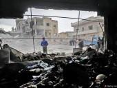 В результате авиаударов в Идлибе погибли по меньшей мере 20 гражданских - наблюдатели