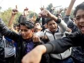 Количество погибших во время протестов в Индии возросло до 26 человек