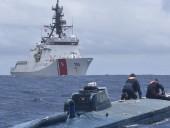 В Перу задержали подлодку с 2 тоннами кокаина