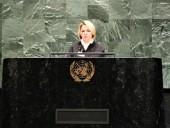 Министр Коляда в ООН: 13% населения страны живут на временно оккупированных территориях