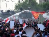 Стрельба по протестующим в Багдаде: 20 человек погибли, более 130 пострадали