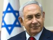 Нетаньяху эвакуировали в бомбоубежище во время выступления из-за запуска ракеты из сектора Газа