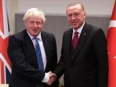 Джонсон и Эрдоган договорились сотрудничать