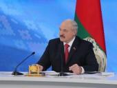 Лукашенко об интеграции с РФ: мы не будем класть в гроб наше первое независимое государство