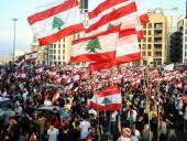 Столкновения между демонстрантами и силовиками в Ливане: десятки пострадавших