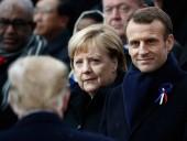 На саммите НАТО Трамп встретится с Меркель и Макрона