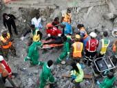 В Кении обрушился жилой дом, есть погибшие