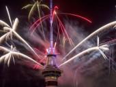 Новая Зеландия встретила Новый 2020 год