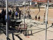 На военном параде в Йемене произошел ракетный обстрел