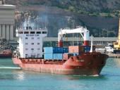 У берегов Греции судно с украинцами на борту потерпело крушение во время шторма