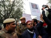 В Индии отключали интернет-за массовых протестов