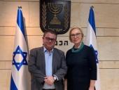 Посетить Израиль не смогли почти шесть тысяч украинцев - Денисова