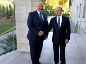 Встреча Лукашенко и Путина длилась несколько часов и завершилась без совместного выступления