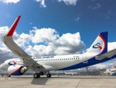 В России совершил вынужденную посадку пассажирский самолет из-за неисправности двигателя