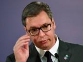 Президент Сербии отменил свой визит в Черногорию на фоне спора вокруг религиозного закона