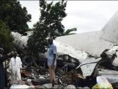 В Судане разбился самолет АН-12, есть жертвы