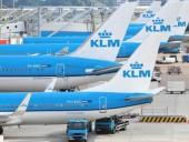 Нидерландская авиакомпания KLM отменяет рейсы в Китай из-за коронавирус