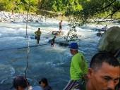 В Индонезии погибли 9 человек при обрушении подвесного моста