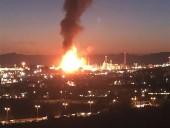 Взрыв на нефтехимическом заводе в Каталонии: один погибший, восемь раненых
