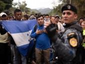 К границе Мексики приближается караван мигрантов из Гватемалы