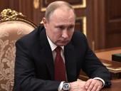 Владимир Путин подписал указ об отставке правительства