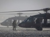 США не пропустили российскую военную колонну на северо-востоке Сирии