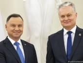 Президенты Польши, Литвы и Эстонии не поедут в Израиль для чествования жертв Холокоста
