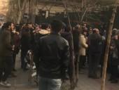 В Иране начались студенческие протесты из-за сбитого украинского самолета