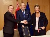 Беларусь и Евросоюз подписали соглашение об упрощении визового режима