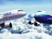 Airbus обогнал Boeing по количеству поставленных за 2019 год самолетов